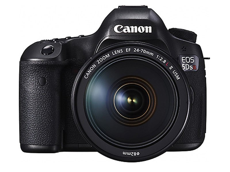 Canon 5DSR Front