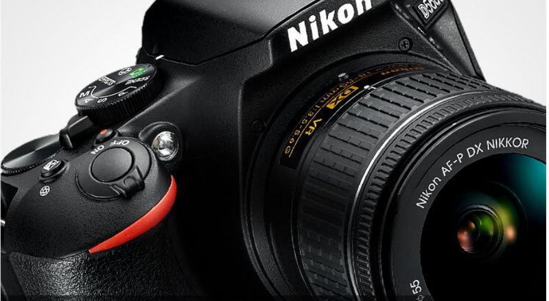 Nikon D5600 2 1