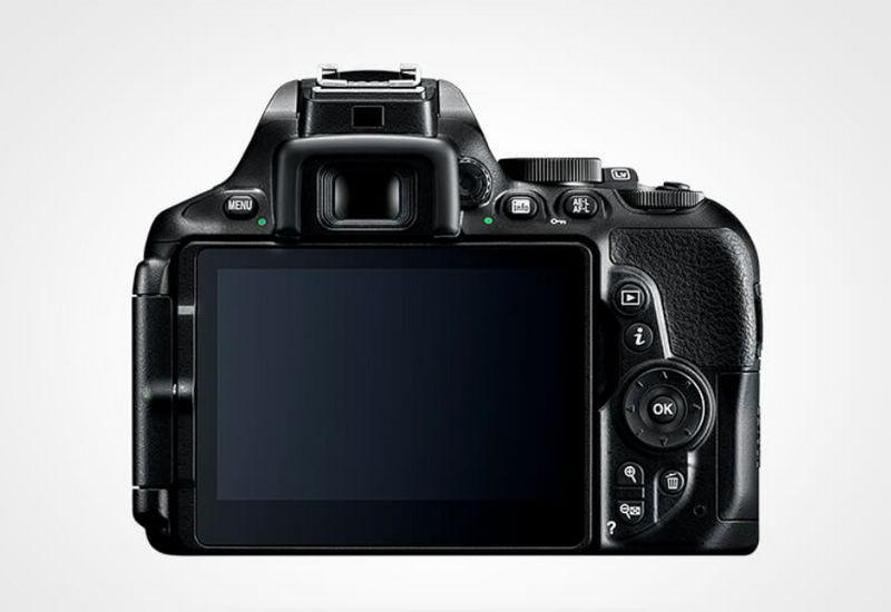Nikon D5600 negative1 1