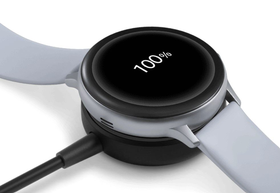 Samsung Galaxy Watch Active 2 battery