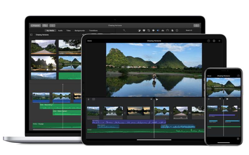 iMovie free video editor review