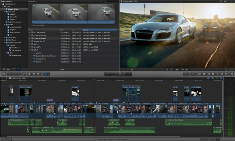 lightworks free video editor review